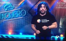 Lo que esconde la camiseta de 'El Puente' que J.J. Vaquero lució en 'El Hormiguero'