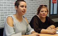CC OO de Segovia lanza una campaña contra el acoso sexual en el trabajo