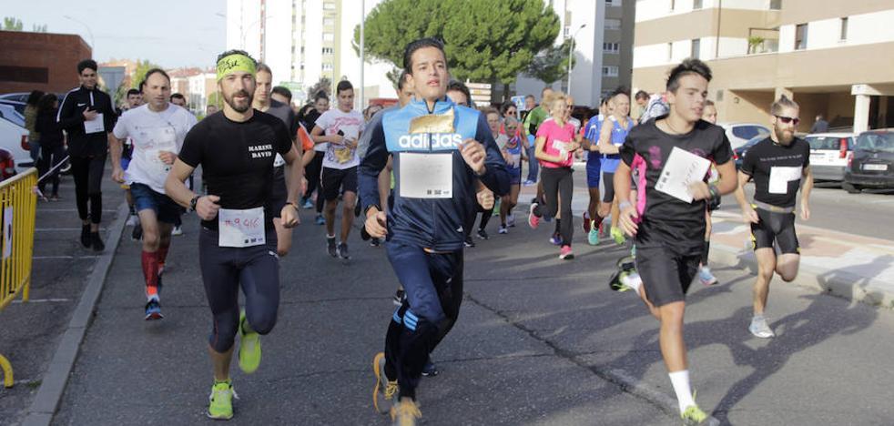 El Liceo Francés recauda en una marcha 4.475 euros, que repartirá entre las ONG de Laguna