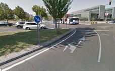 Muere un hombre de 38 años al chocar su moto y un taxi en Valladolid