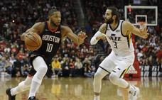 Noche desigual para los españoles en la NBA