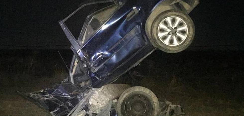 Tres fallecidos en accidente de tráfico en los últimos tres días en la provincia de Valladolid