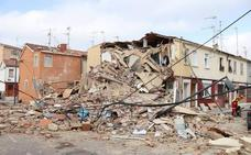 Detienen por estragos al único inquilino de la vivienda que explotó en la Barriada Inmaculada