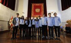 El IES Pinar de la Rubia gana el III Torneo de Debates del Colegio de Economistas