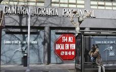 La liquidación definitiva del patrimonio cierra la historia de la Cámara Agraria de Palencia