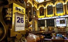 El Ibex cae un 1,8% semanal ante el freno de la economía global