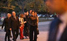 La Reina Letizia ya está en la Seminci