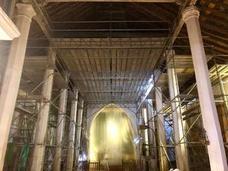 La iglesia de San Juan, en Villalón, será centro de interpretación del mudejar