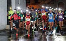 La carrera nocturna ilumina el estreno de la XXVI Liga de Cross de Cabrerizos