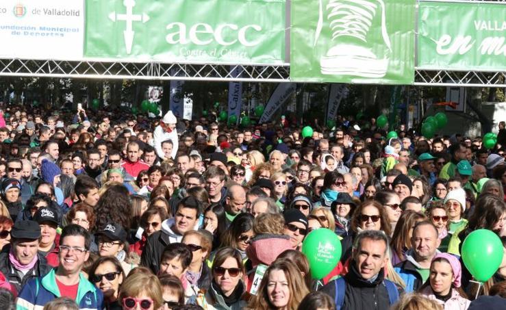 VII Marcha contra el cáncer en Valladolid (7)