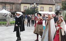 Carlos V llega a Aguilar