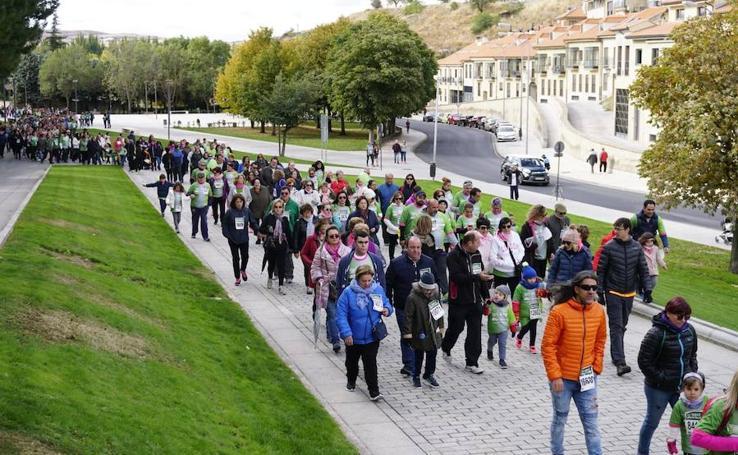 V Marcha contra el Cáncer en Salamanca