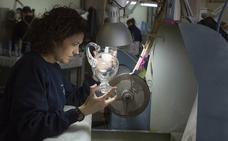 La Real Fábrica de Cristales de La Granja aumenta las ventas un 10%