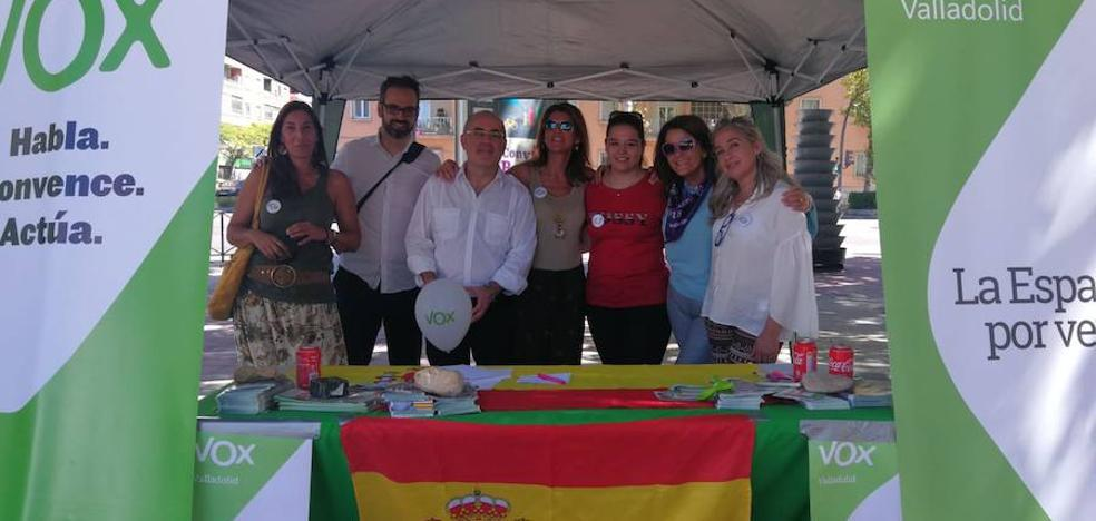 Vox, un partido sin estructura regional y todavía sin candidato a la Junta de Castilla y León