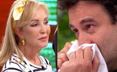 «Pepito de mis amores, Pepitín, Pepitón». La canción de Carmen Lomana a Pepe Rodríguez en MasterChef Celebrity