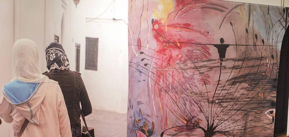 Los murales del arte