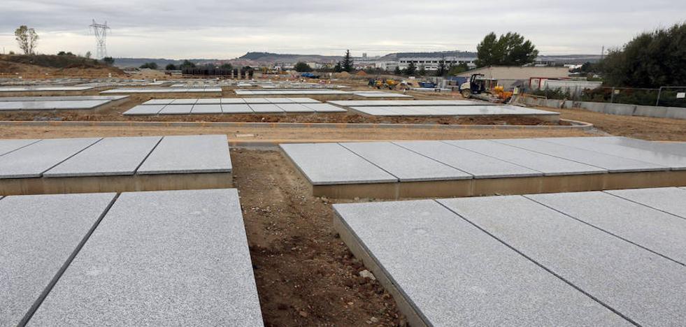 Las Contiendas afronta una nueva ampliación con 821 unidades de enterramiento para los proximos cinco años