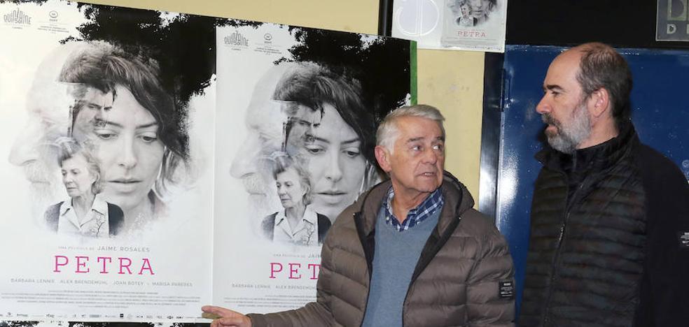 Jaime Rosales presenta en Valladolid 'Petra', su película con más vocación de apertura al público