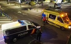 Un simulacro de ataque yihadista en el Carrefour de Valladolid se convierte en bulo