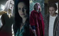 Cuatro series para disfrutar en Halloween