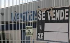 Del Olmo anuncia «en breve» noticias sobre Vestas pero no sabe si serán positivas o negativas