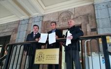 Salvar el Archivo iniciará acciones contra el que ordene la salida de documentos
