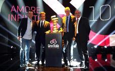 El Giro más italiano, con dedicatorias ilustres y subidas de leyenda