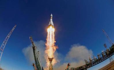 Un sensor deformado causó el lanzamiento fallido de la Soyuz