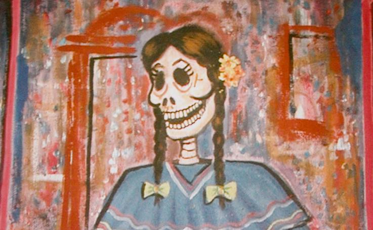 Día de los Muertos de México en la Casa de las Conchas