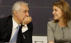 Cospedal encargó a Villarejo un informe sobre Arenas pagado por el PP
