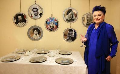 La Fiscalía pide dos años de cárcel para Lucía Bosé por vender un dibujo de Picasso propiedad de una empleada