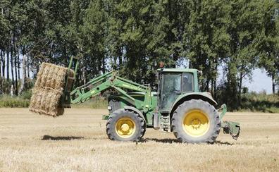Las palas de tractores no se tendrán que desmontar para pasar la ITV