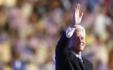 Bill Clinton, marginado en la campaña por la ola del #MeToo