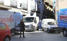 El Ayuntamiento estudiará sugerencias sobre habilitar la carga y descarga por la tarde