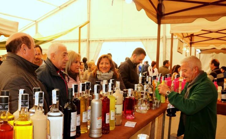 Exitosa Feria del Queso y el Vino en Baltanás
