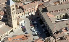 Segovia cierra las puertas a la peatonalización del casco histórico