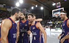 Jorge Sanz emerge para doblegar al Huesca
