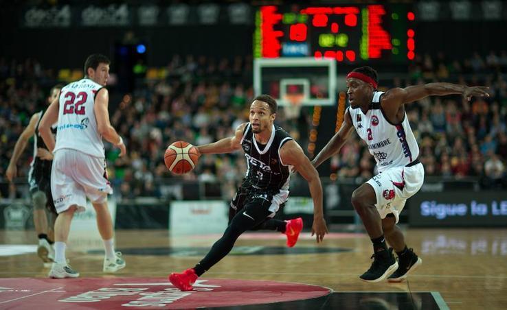 Bilbao Basket 84-77 Carramimbre