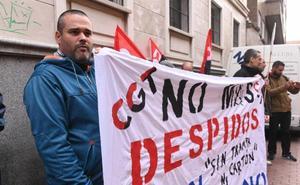 Trabajadores de San Cayetano proseguirán las protestas contra los despidos