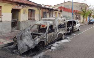 Una embarazada y su bebé resultan intoxicados por humo en el Barrio España de Valladolid