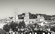 Los Bomberos de Burgos y la ELA, una apuesta segura
