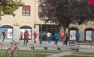 La selección española de boxeo olímpico, en Valladolid