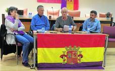 La asamblea de IU reafirma su «compromiso» con la comarca de Cuéllar