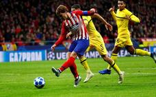La revancha del Atlético se queda corta