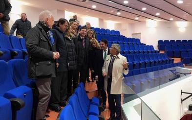 Guardo inaugura su ayuntamiento 11 años después