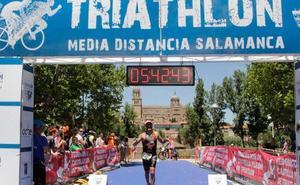 Salamanca será la sede del Campeonato de España de larga distancia de triatlón en 2019