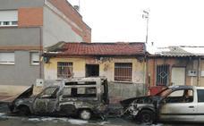 Una madre y su hijo intoxicados por el humo de un incendio en Valladolid