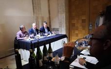 Puesta de largo de los nuevos vinos de Carlos Moro