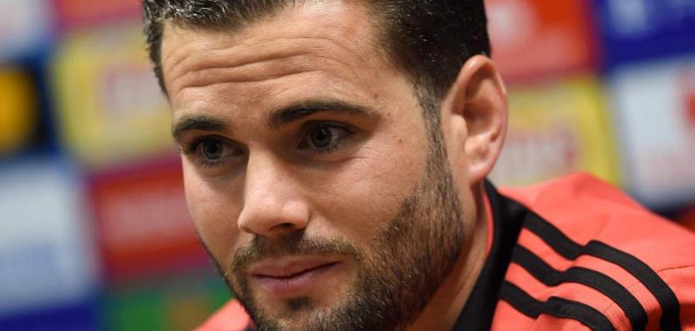 Nacho: «Si viene algún central, ojalá sea alguien de la casa como Mario Hermoso»