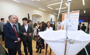 La Universidad de Valladolid premia a sus alumnos con mayor espíritu inventor